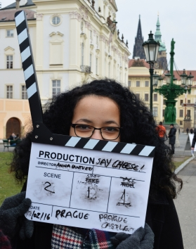 Off set in Prague